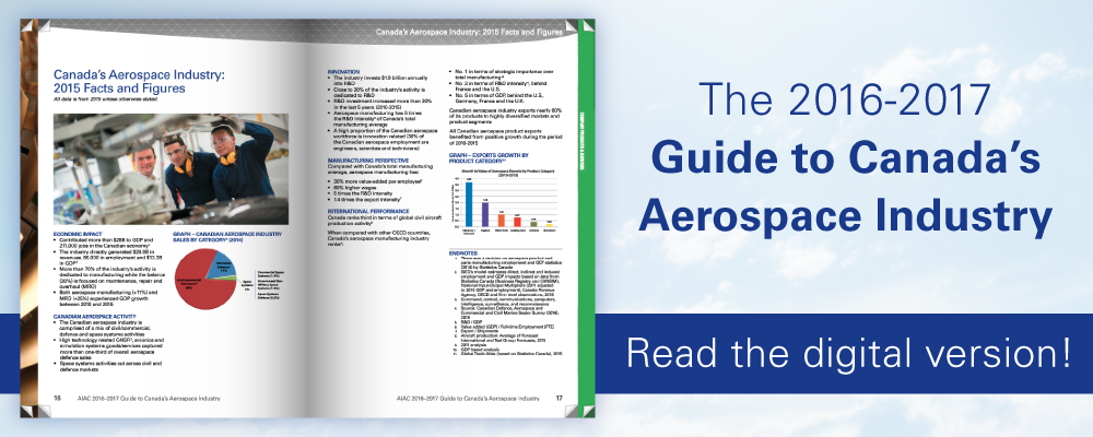 Guide to Canada's Aerospace Industry Digital Edition