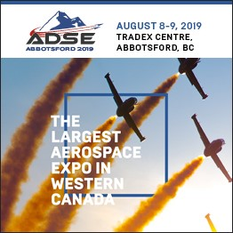2019 Aerospace Defence and Security Expo