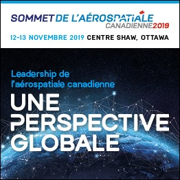 Sommet de l'aérospatiale canadienne 2019