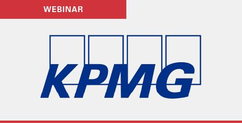COVID-19 KPMG webinar